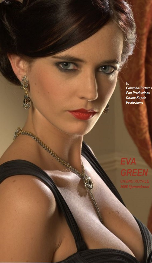 EVA GREEN CASINO ROYALE-DIEULOIS