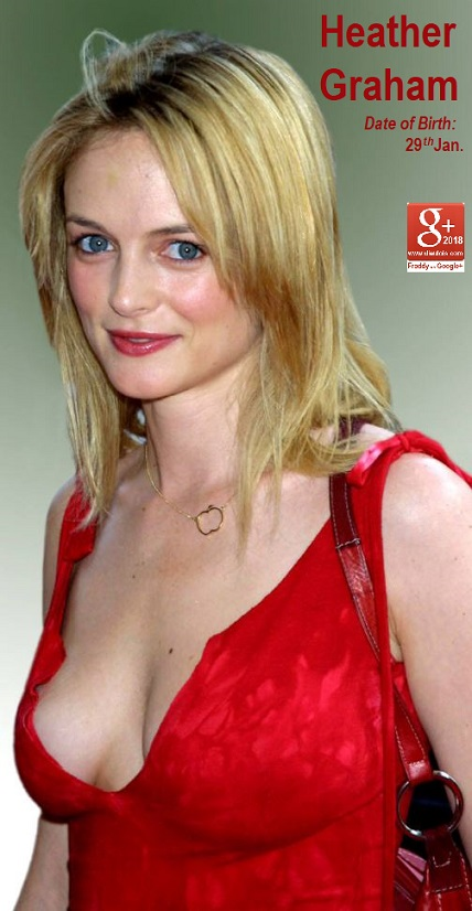 Heather Graham  PETIT-DIEULOIS