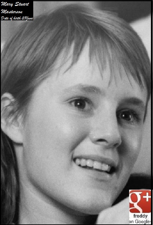 Young Mary Stuart Masterson