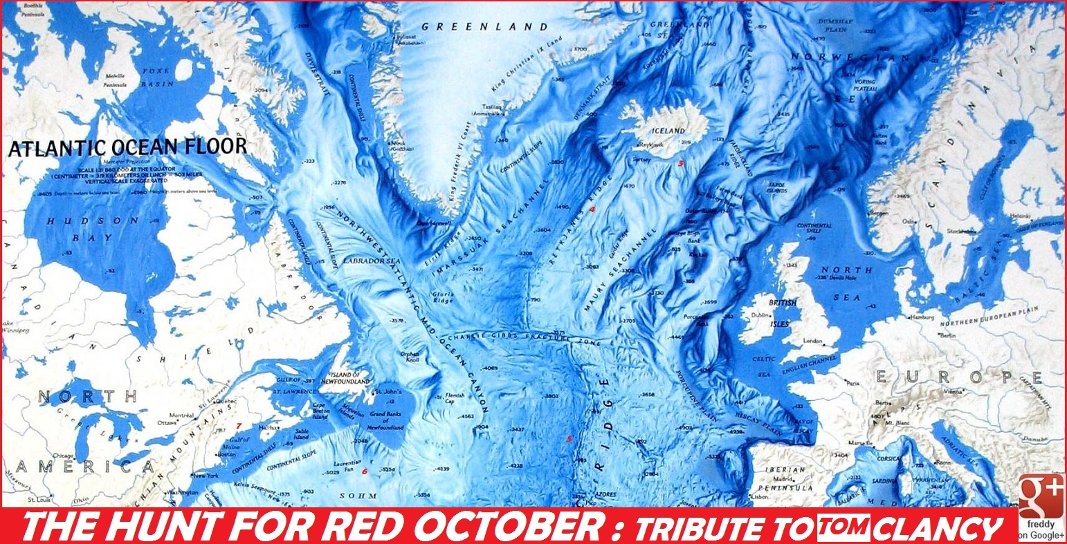 THE HUNT FOR RED OCTOBER PETIT-DIEULOIS