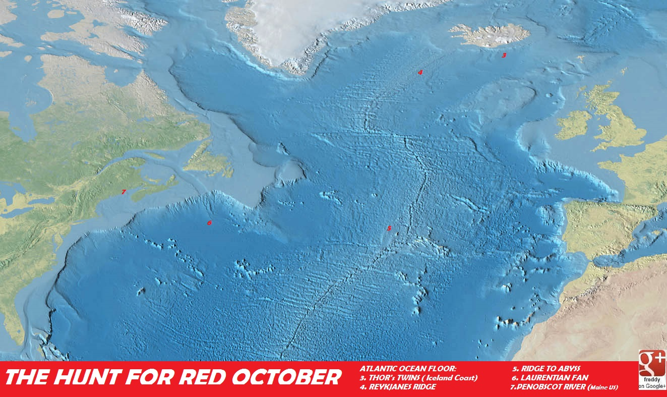 RED OCTOBER DIEULOIS