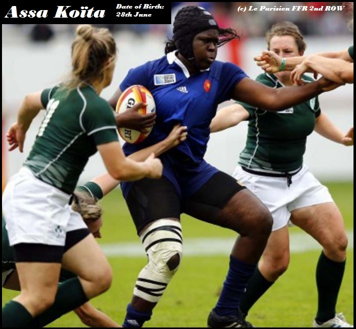 ASSA KOITAPOWERFUL FORWARDS PETIT-DIEULOIS