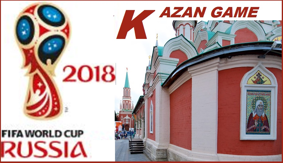 WORLD CUP KAZAN2018 game
