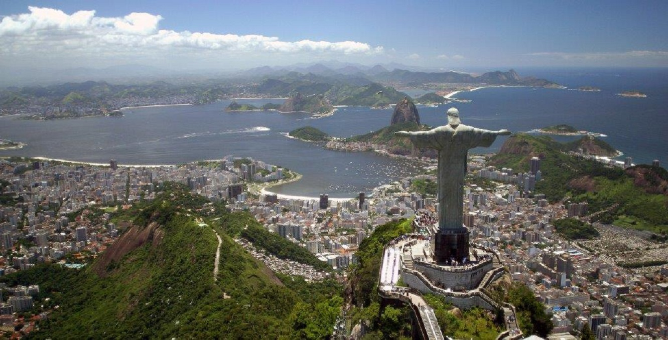 Rio Brazil::PLAN & MAP & COUNTRY