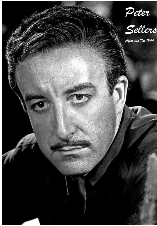 gifted PETER SELLERS
