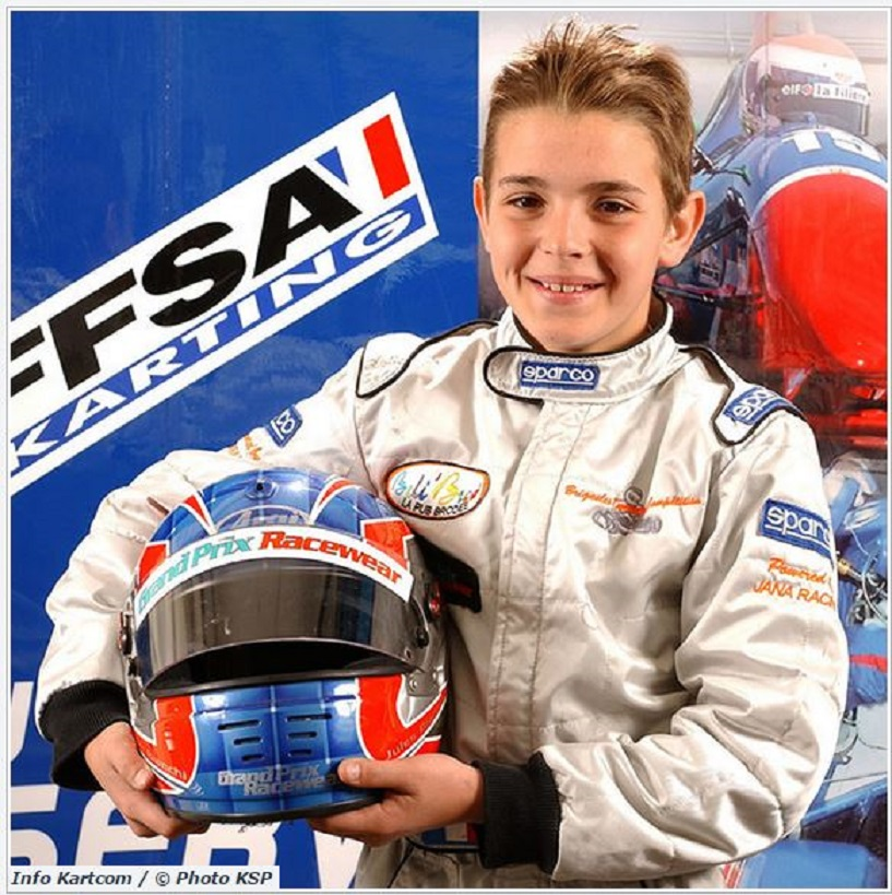 JULES BIANCHI 3rd August 1989- 17th July 2015 PETIT-DIEULOIS
