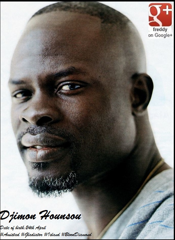 BLOOD DIAMOND DJIMON HOUNSOU: PETIT-DIEULOIS