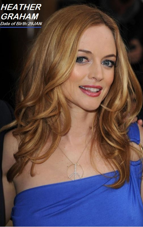 2018 Heather Graham