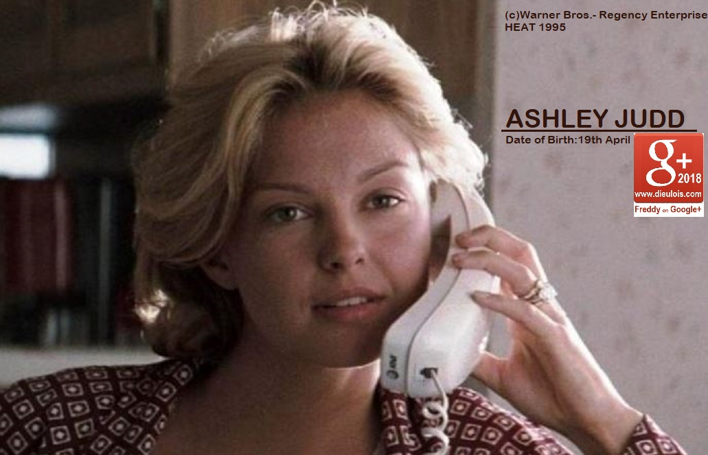 Ashley Judd  PETIT-DIEULOIS