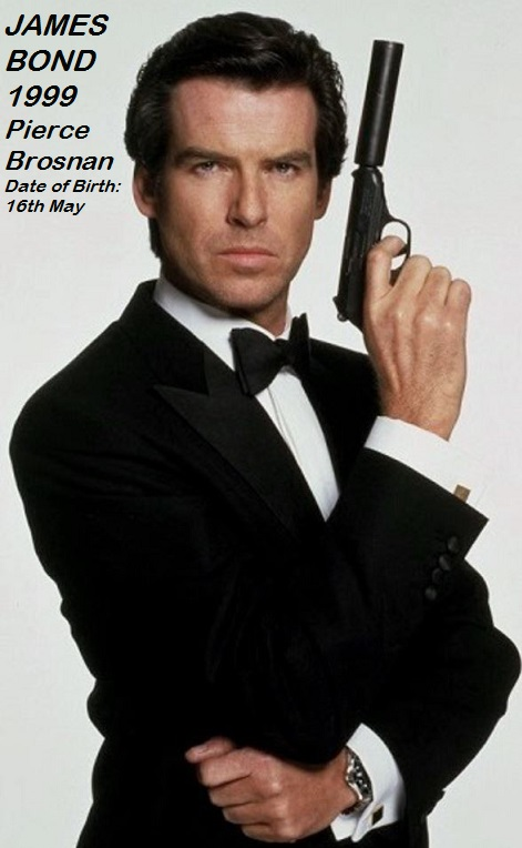 Pierce Brosnan 16th May PETIT-DIEULOIS