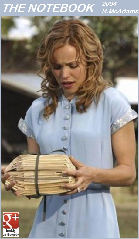Rachel McAdams THE NOTEBOOK PETIT-DIEULOIS