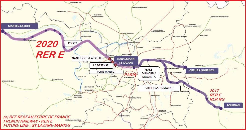CARTE RER RER PLAN METRO RER METRO PLAN RER PLAN METRO - Paris metropolitan map