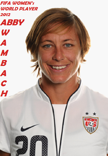 ABBY WAMBACH US FORWARD PETIT-DIEULOIS