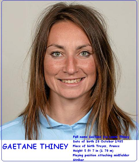 2018 Gaetane Thiney