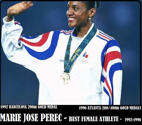 marie-jo perec 400m by Frederic PETIT-DIEULOIS