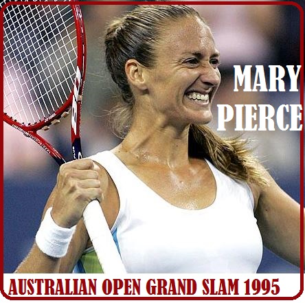 Mary Pierce  PETIT-DIEULOIS