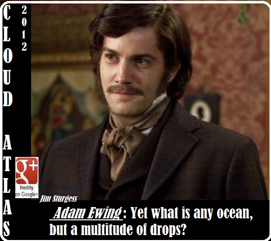 ADAM- JIM STURGESS-CLOUD ATLAS PETIT-DIEULOIS