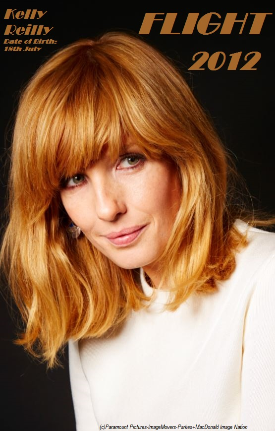 FLIGHT 2012 with KELLY REILLY  PETIT-DIEULOIS