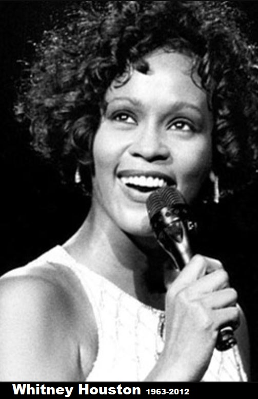 2018 Whitney Houston