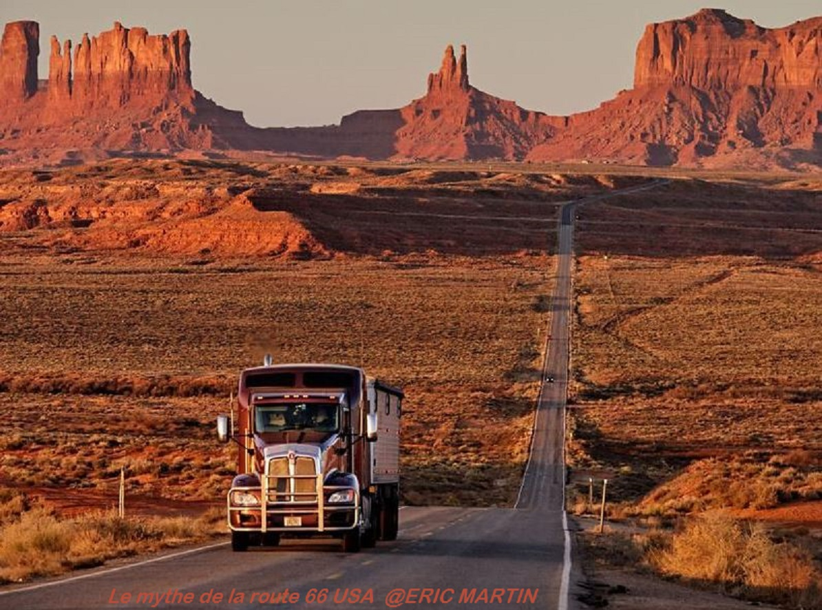 ROUTE 66 TRUCKS-DIEULOIS