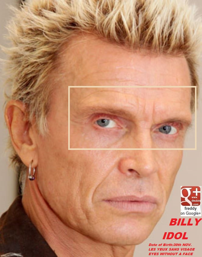 BILLY IDOL PETIT-DIEULOIS 30NOV.