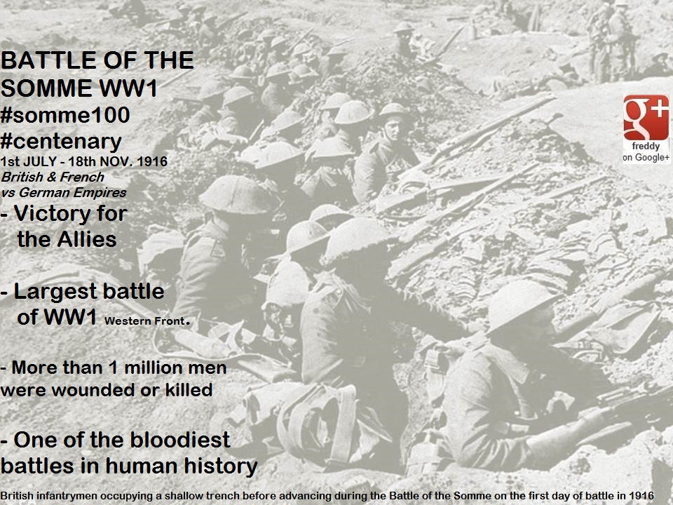 JULY-NOV 1916 BATTLE OF THE SOMME 1916 DIEULOIS