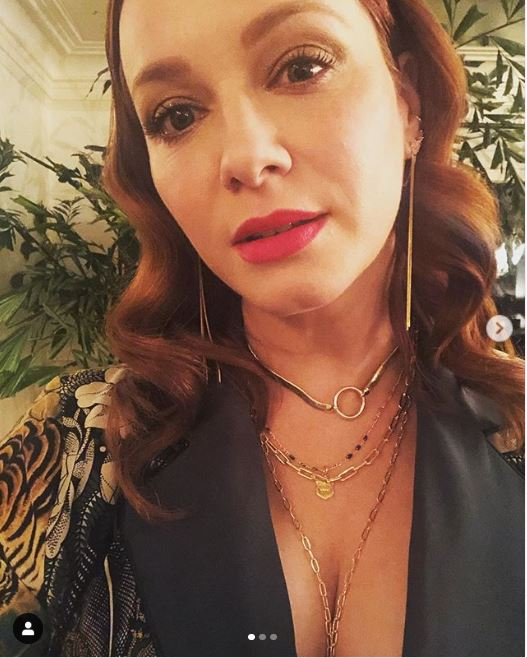 Christina Hendricks Insta