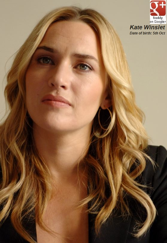 KATE WINSLET: A ROSE OF 40 YEARS OLD