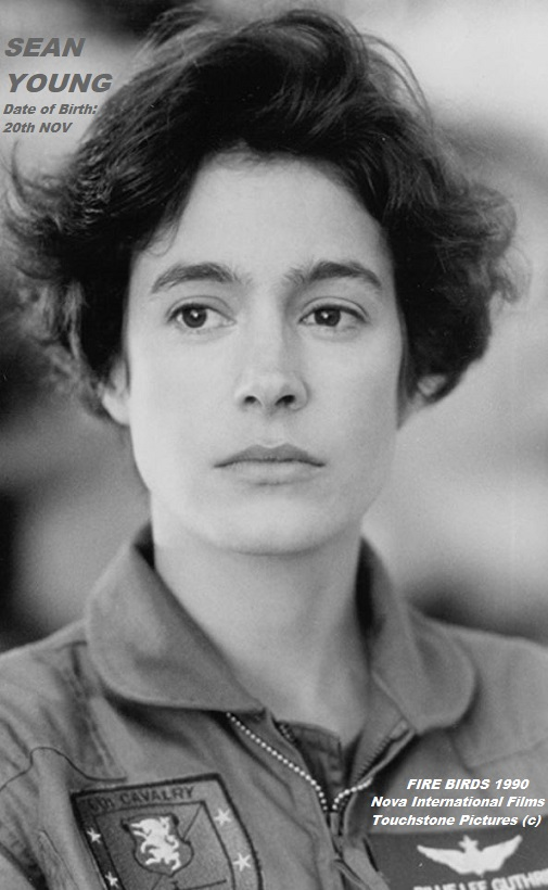 SEAN YOUNG FIRE BIRDS 1990 PETIT-DIEULOIS