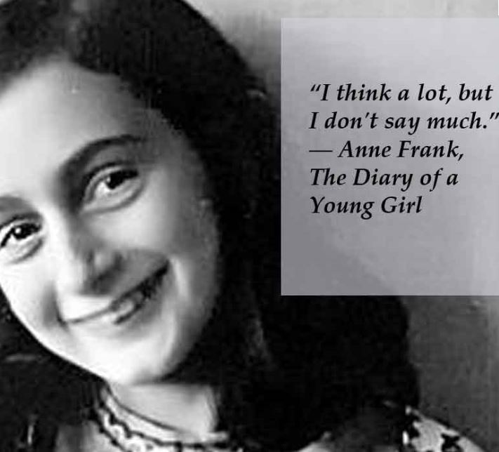 ANNE FRANK & UNSUNG HEROES DIEULOIS