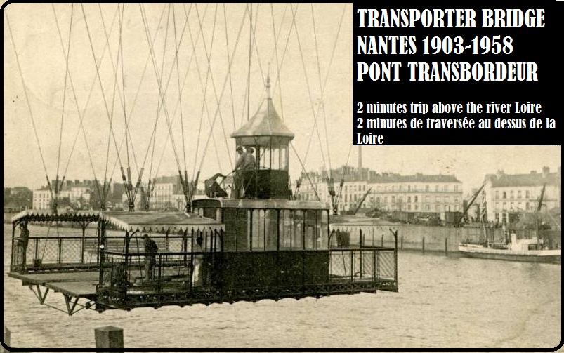 TRANSPORTER BRIDGE DIEULOIS