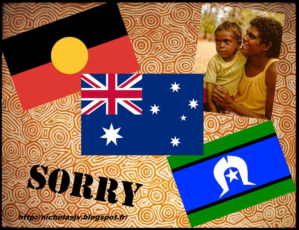 26th MAY SORRY NATIONAL DAY INDIGENOUS AUSTRALIA