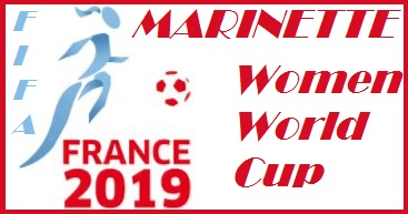 MARINETTE FIFA2019 WOMEN WORLD CUP FRANCE