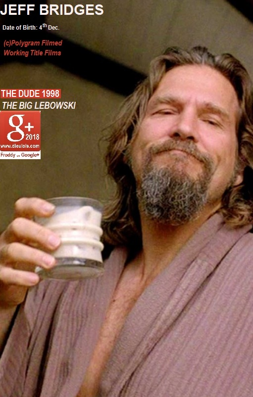 2018 Jeff Bridges