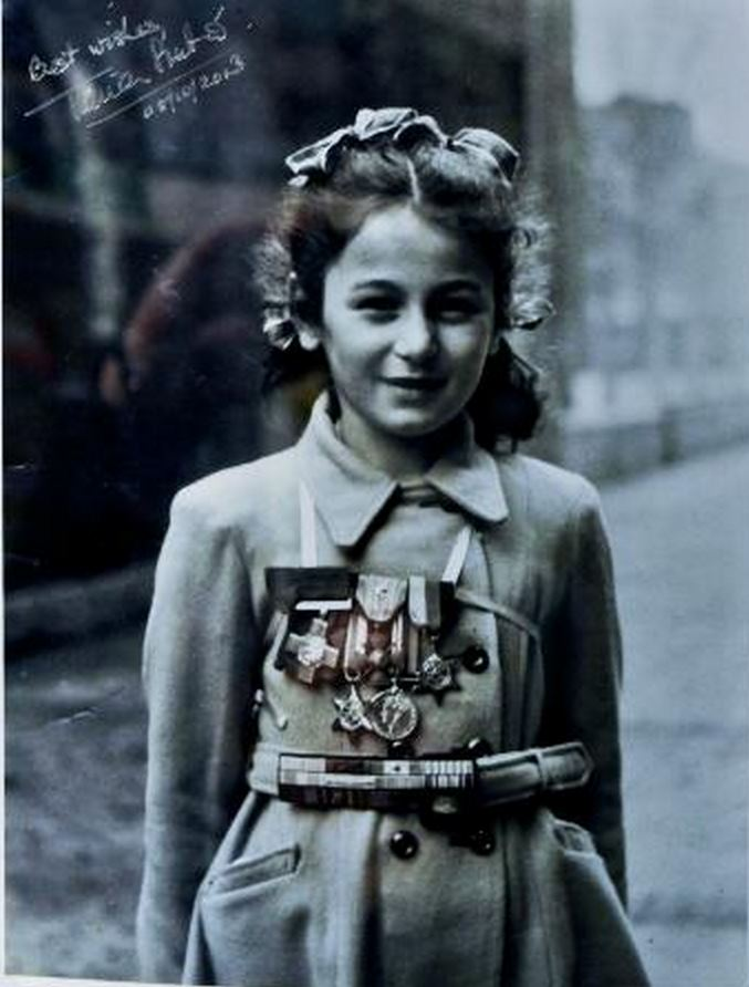 violette szabo hero :10june1944 dieulois