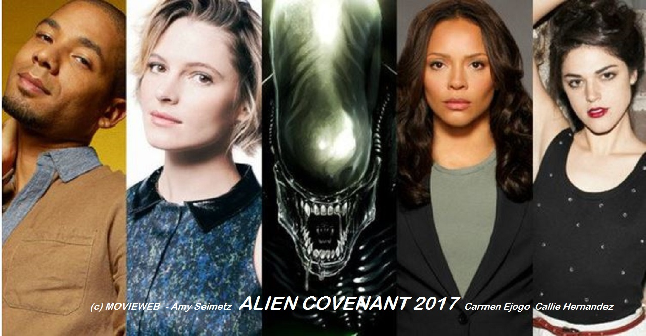 ALIEN COVENANT PETIT-DIEULOIS