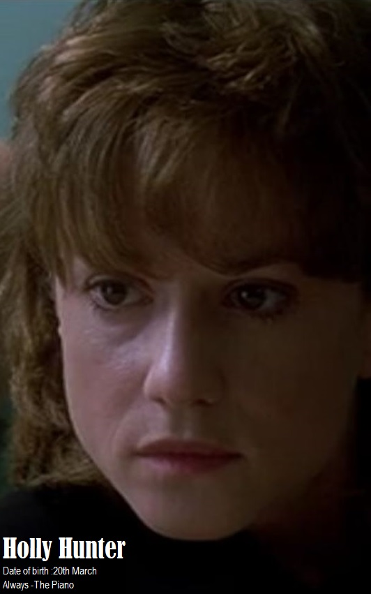 ALWAYS 1989 HOLLY HUNTER PETIT-DIEULOIS