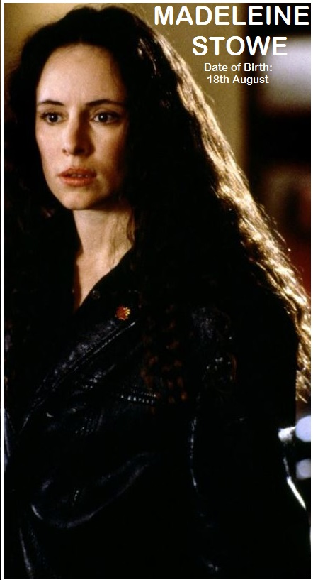 MADELEINE STOWE BLINK MOHICANS PETIT-DIEULOIS