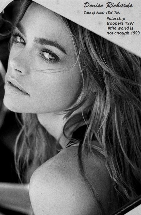 DENISE RICHARDS 17FEB PETIT-DIEULOIS