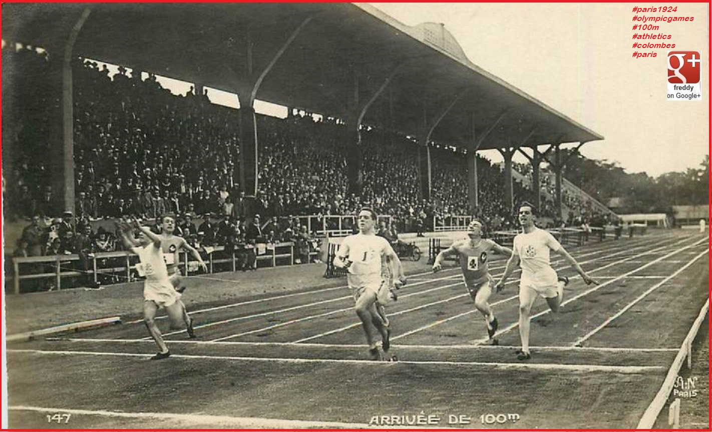 OLYMPIC GAMES  PARIS 1924 -2024  PETIT-DIEULOIS