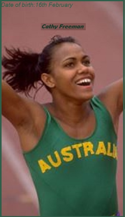 CATHY FREEMAN DIEULOIS