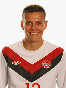 CHRISTINE SINCLAIR DIEULOIS
