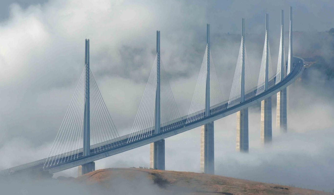 10 years for MILLAU viaduct PETIT-DIEULOIS