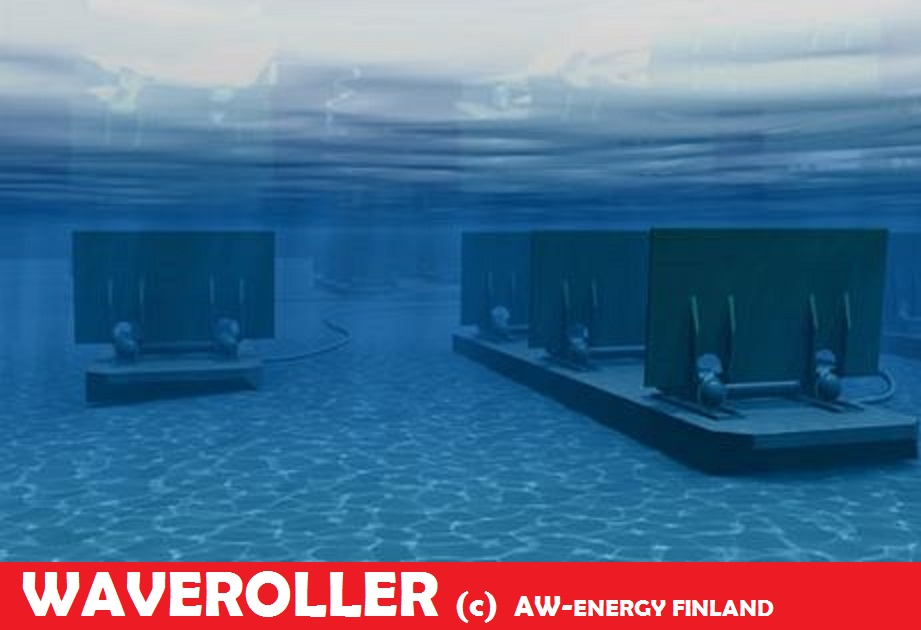 WAVEROLLER by AW-ENERGY PETIT-DIEULOIS