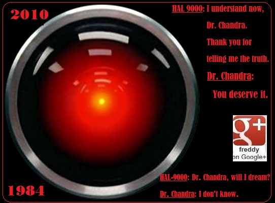 HAL9000: SPACE ODYSSEY : 2001-2010 by Frederic PETIT-DIEULOIS
