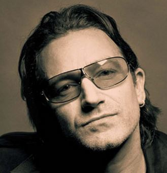 BONO U2 BY FREDDY DIEULOIS
