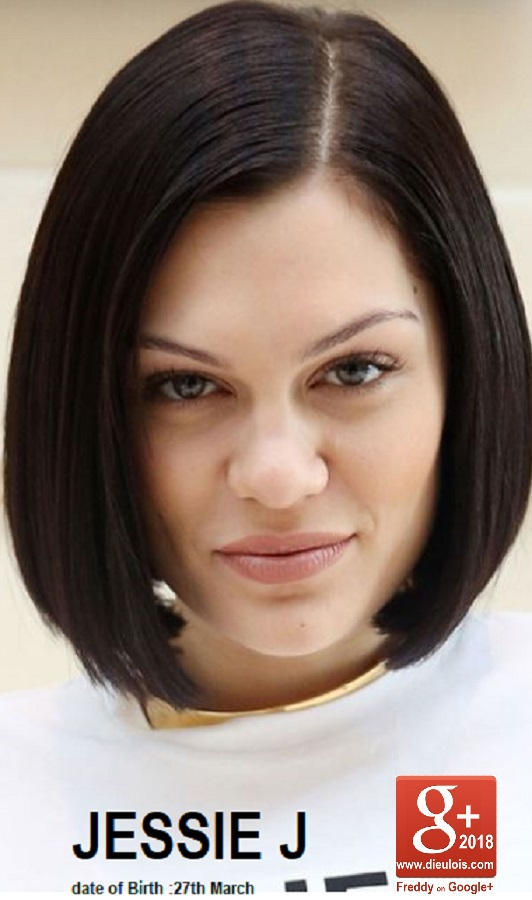 JESSIE J ENGLISH SONGWRITER SINGER -DIEULOIS
