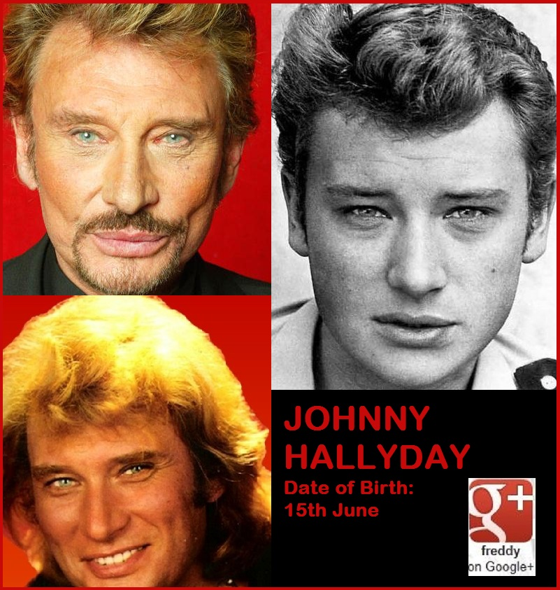 JOHNNY HALLYDAY derri�re l'amour PETIT DIEULOIS