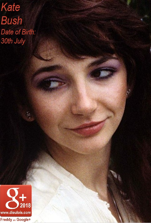 Kate Bush  PETIT-DIEULOIS