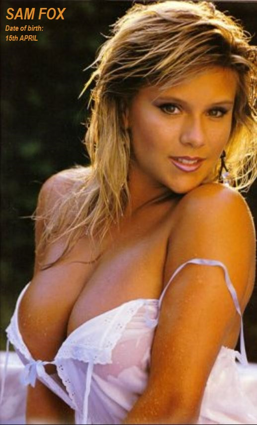 2018 Samantha Fox